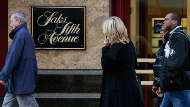 February Retail Sales Decline Hit Luxury Stores The Hardest