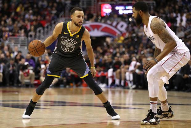 Golden State Warriors v Washington Wizards