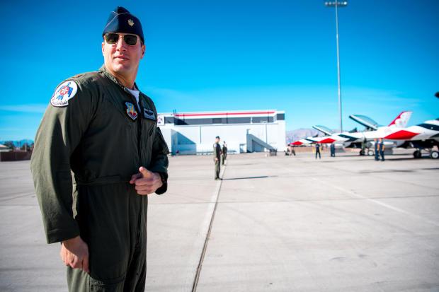 Thunderbirds Pilot Identified