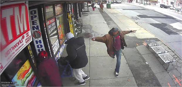 Police Shooting Brooklyn