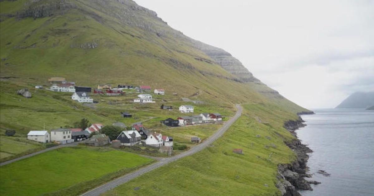 The Faroe Islands Home To A Michelin Star CBS News
