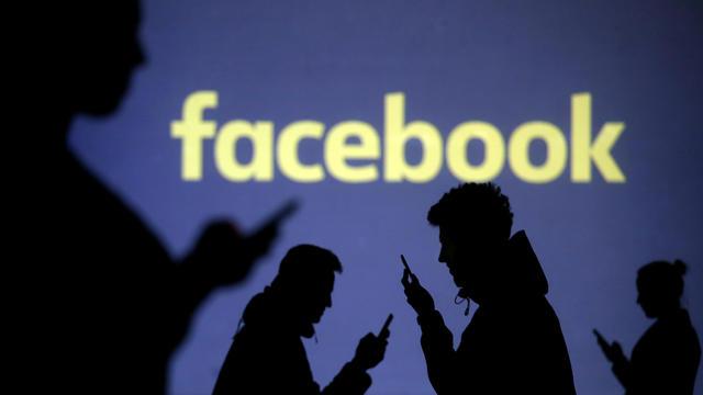Facebook silhouettes