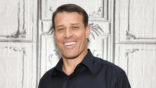 how many times has tony robbins been married
