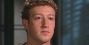 Mark Zuckerberg Facebook Early Mistake 60 Minutes Interview