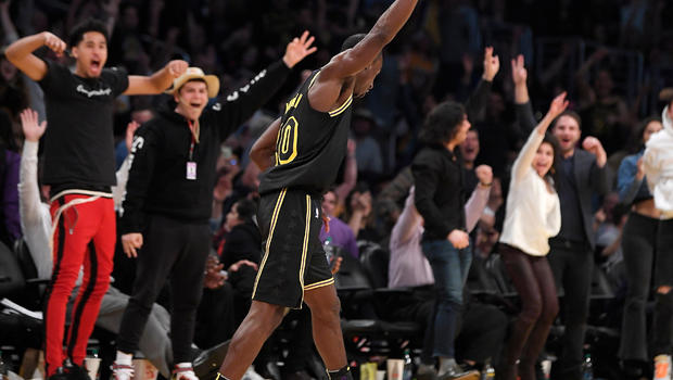 Andre Ingram 32yearold rookie gets MVP chants with record