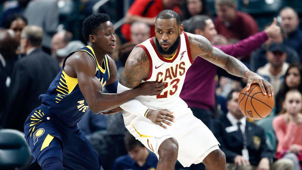 NBA Playoffs 2018 -- date, time, how to watch, stream, predictions, odds - CBS News