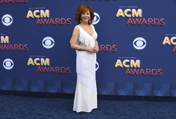 2018 ACM Awards red carpet
