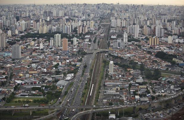 BRAZIL-SAO PAULO-PANORAMA-FEATURE