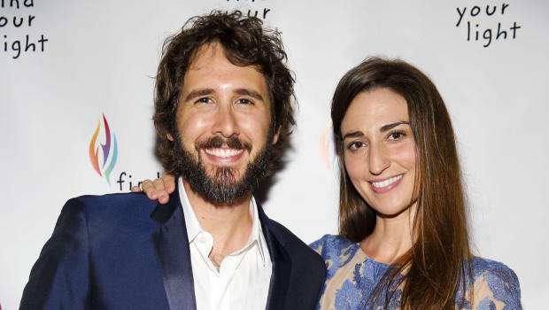 Sara Bareilles, Josh Groban to co-host this summer's Tony Awards