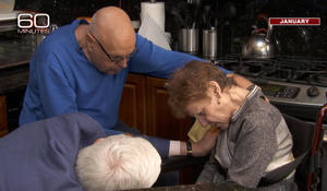 "Caring for a loved one with Alzheimer's: ""Hardest job I ever had"""