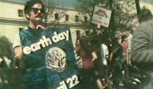 The first Earth Day