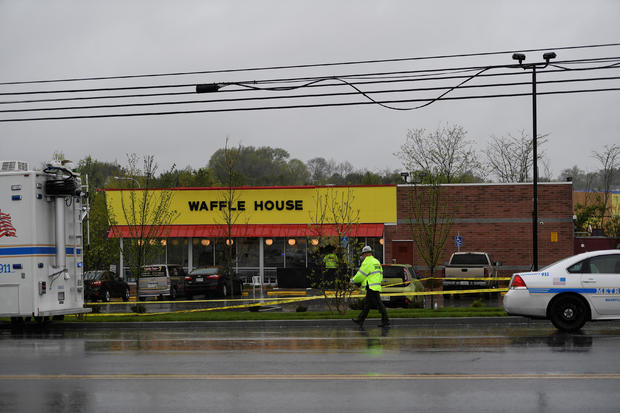 waffle house shooting tennessee