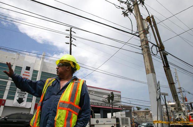 puerto rico power outage april 2018