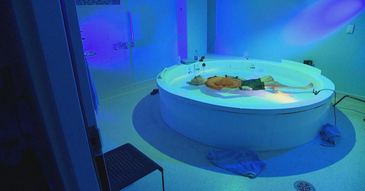 Pay Attention: What I discovered from sensory deprivation