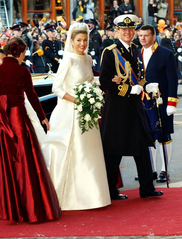 Royal Wedding in Holland