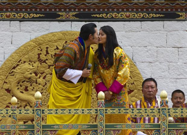 Bhutan Royal Wedding Celebrations