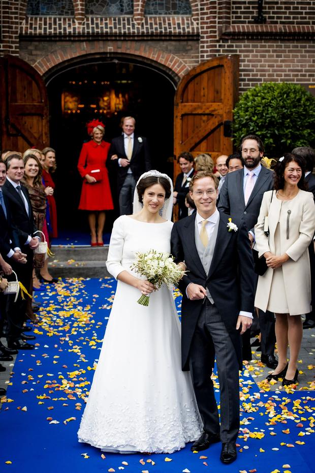 NETHERLANDS-ROYALS-WEDDING
