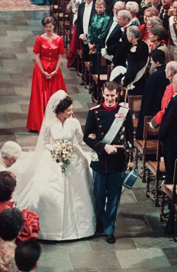 Princess Alexandra and Prince Joachim of Denmark (