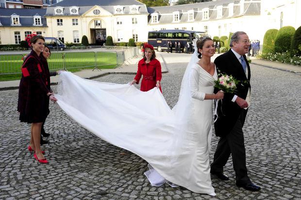 Bride Annemarie Gualtherie van Weezel ar
