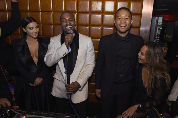 "Private link: MMS only:John Legend Celebrates His Birthday And The 10th Anniversary Of His Debut Album ""Get Lifted"" At CATCH NYC"