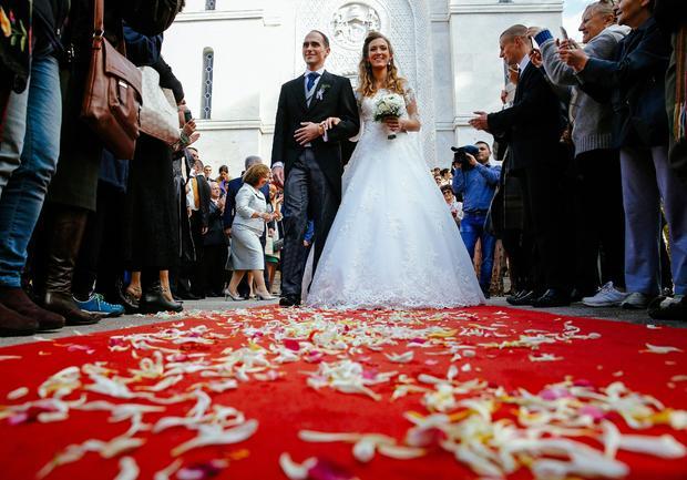 SERBIA-ROYAL-WEDDING