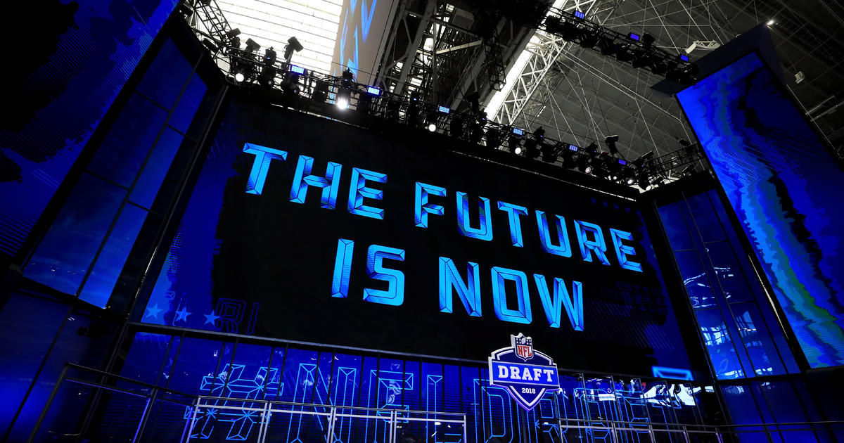 NFL Draft  Recap of the NFL s 2018 draft selection process as it happened -  CBS News 544cee5be