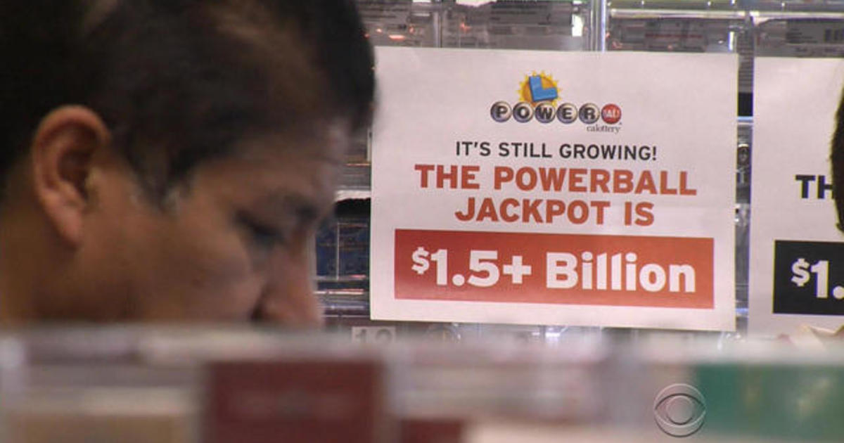 1/13: Nation prepares for $1.5 billion Powerball drawing; Inside the Powerball drawing