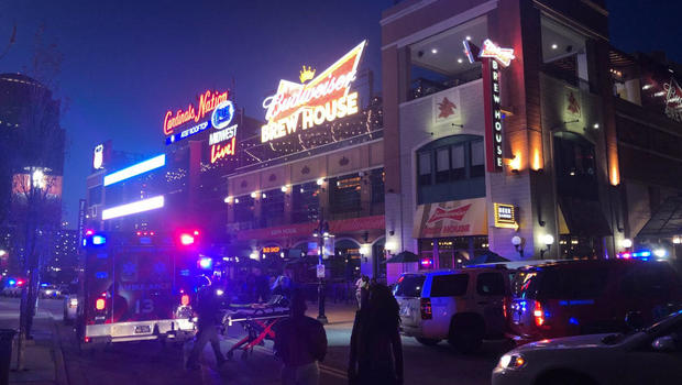 Shooting At Event Outside Cardinals' Busch Stadium Kills 1, Injures 1