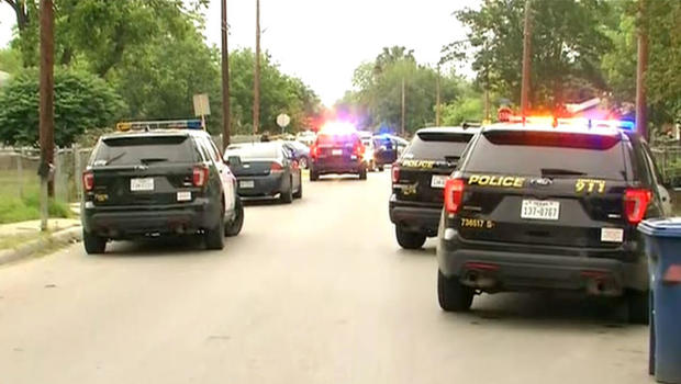 ICE agent shoots, kills suspect in San Antonio