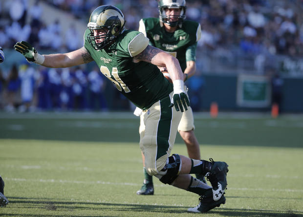 Air Force Colorado St Football