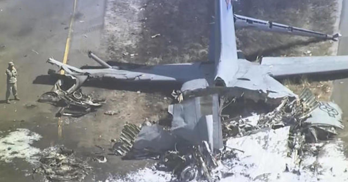 Military Cargo Plane Crash Latest In String Of Deadly