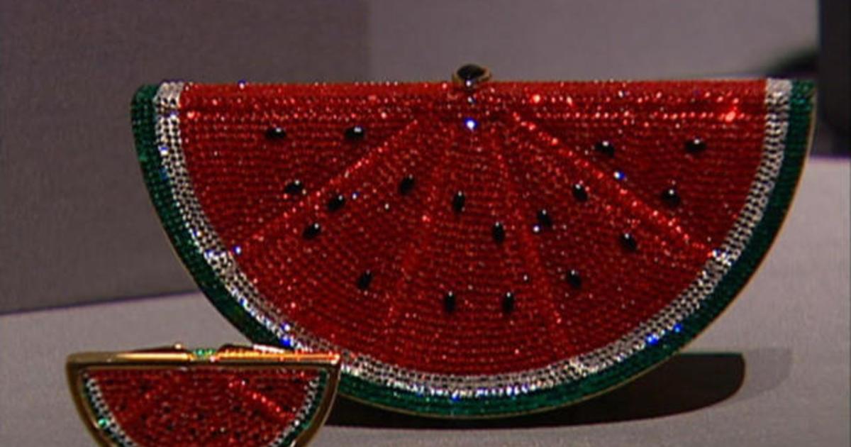 Passage  Handbag designer Judith Leiber and artist Gerson Leiber - CBS News acfd08881c721