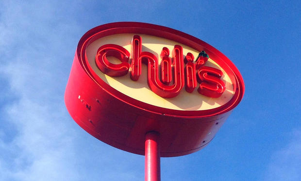 Data breach hits Chili's restaurant chain