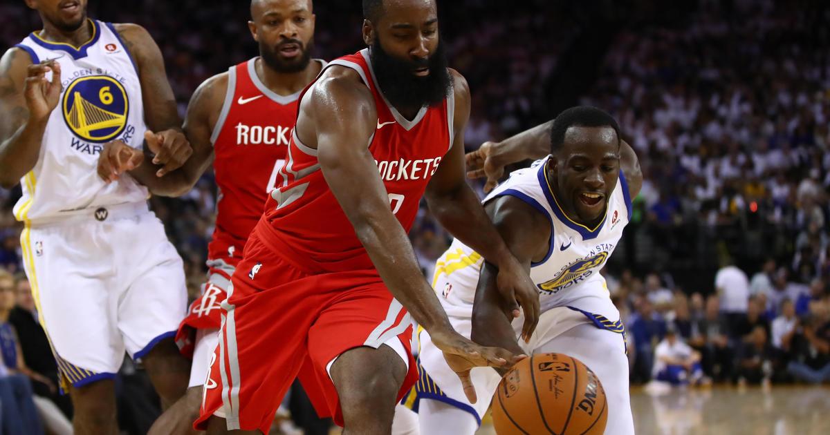 Watch NBA Playoffs 2018: Houston Rockets vs. Golden State ...