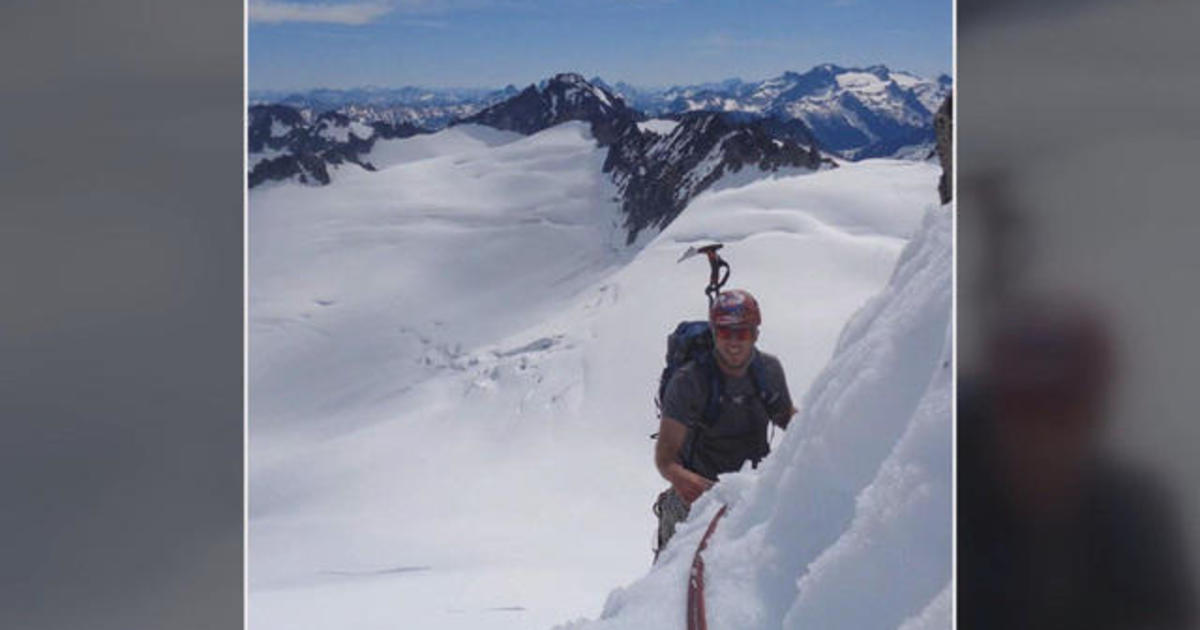 Family of climber who died on Mt  Hood files lawsuit - CBS News