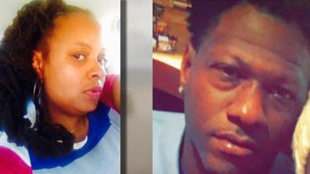 Aleisha Rankin and Gregory Grant are seen in photos obtained by CBS affiliate WJAX-TV.