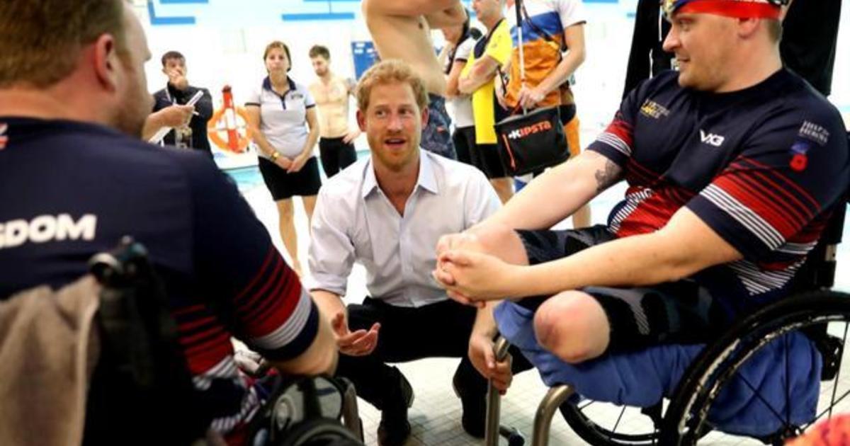 Invictus Games Chairman On Prince Harry And Meghan Markle Cbs News