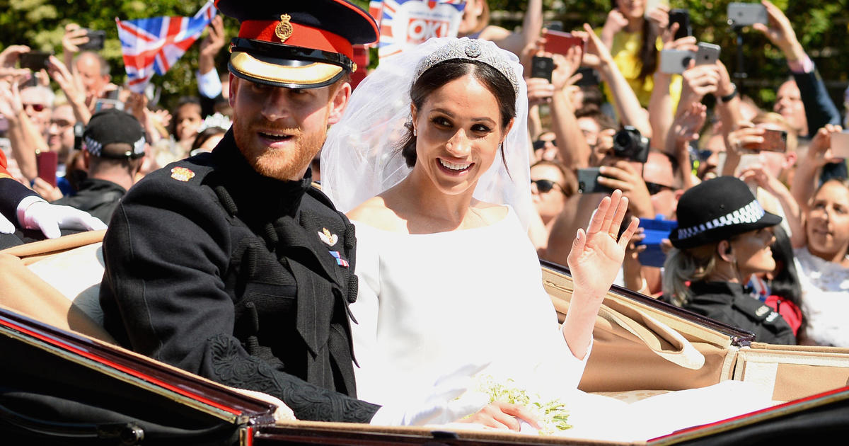 Before wedding, royal couple called for donations to these 7 organizations