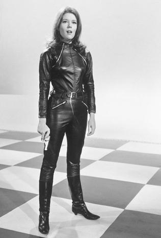 Prompt, Diana rigg as emma peel nude recommend you