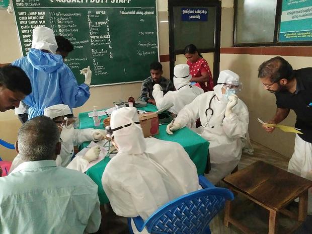INDIA-HEALTH-DISEASE-NIPAH
