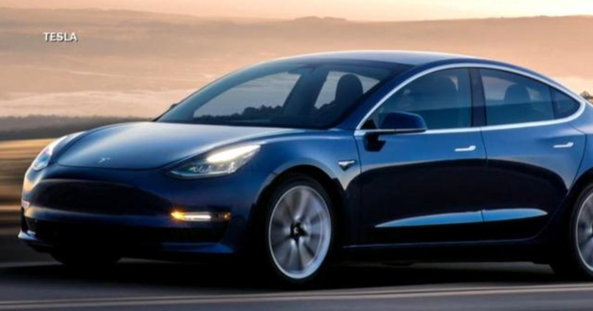 Elon Musk Responds To Report On Tesla Model 3 Braking