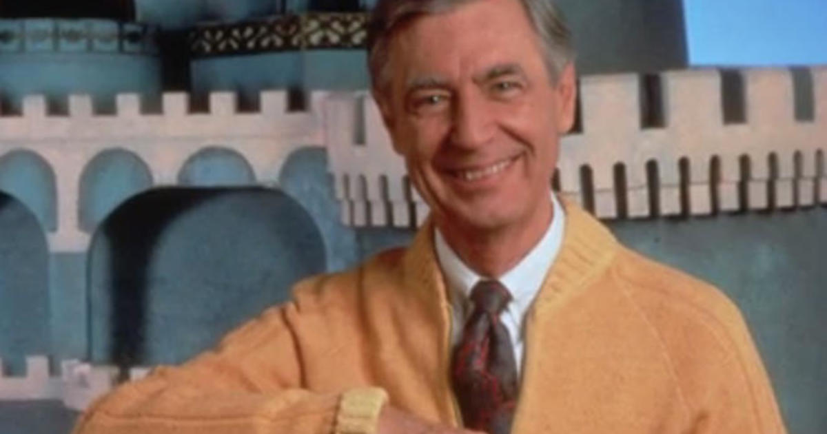 Mr Rogers Legacy Of Love Cbs News