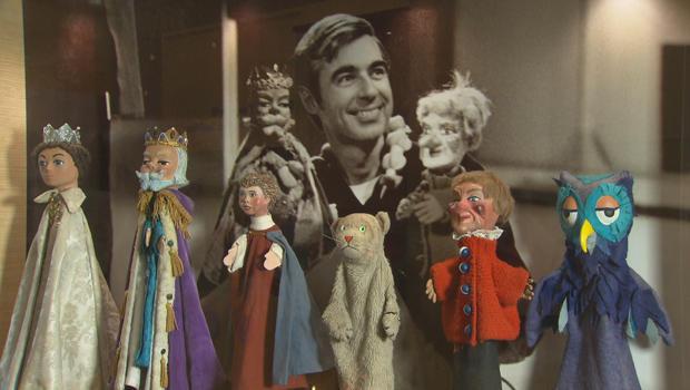Back To Mister Rogers Neighborhood