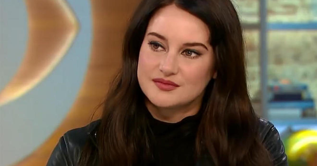 Shailene Woodley On Adrift The True Life Story Of Survival At Sea