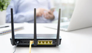 With more working from home, our Internet undergoes a stress test