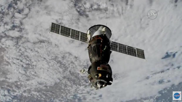 Astronauts leave International Space Station and return to Earth after 2,600 orbits