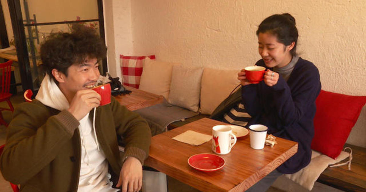 China Embraces Coffee Culture Craze Thanks To Millennials Cbs News