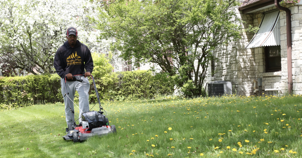 Man On A Mission To Mow Lawns In All 50 States For A Good
