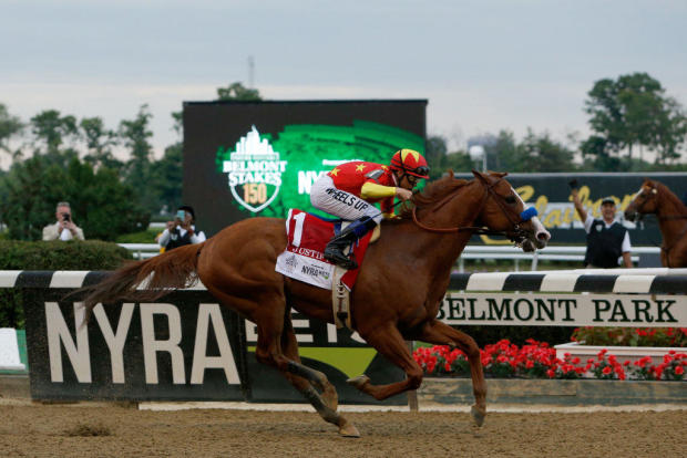 Bob Baffert: Justify's positive test came from contaminated food