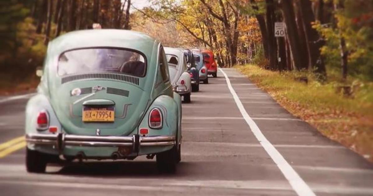 Inside the auto shop that exclusively restores Volkswagen Beetles